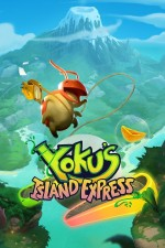 Yoku's Island Expresscover