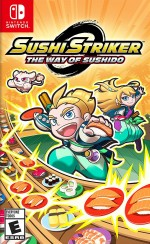 Sushi Striker: The Way of Sushido cover