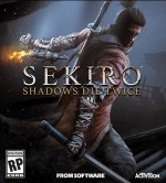 Sekiro: Shadows Die Twicecover