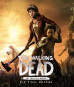 The Walking Dead: The Final Seasoncover