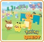 Pokémon Quest cover