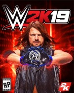 WWE 2K19cover