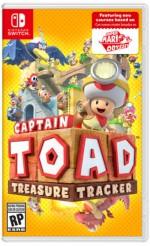 Captain Toad: Treasure Tracker cover