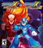 Mega Man X Legacy Collection 1 + 2cover