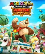 Mario + Rabbids: Kingdom Battle – Donkey Kong Adventure cover