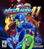 Mega Man 11cover