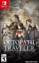 Octopath Travelercover