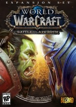 World of Warcraft: Battle for Azerothcover