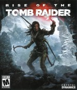 Rise of the Tomb Raidercover