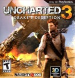 Uncharted 3: Drake's Deceptioncover