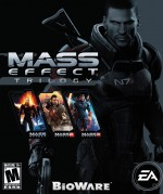 Mass Effect Trilogycover