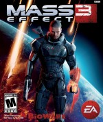 Mass Effect 3cover