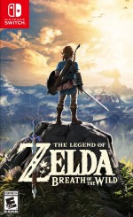 The Legend of Zelda: Breath of the Wildcover
