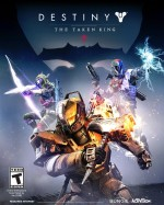 Destiny: The Taken King cover