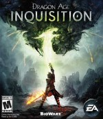 Dragon Age: Inquisition cover