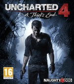 Uncharted 4: A Thief's Endcover