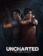 Uncharted: The Lost Legacycover