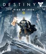 Destiny: Rise of Ironcover