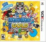WarioWare Gold cover