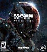 Mass Effect: Andromedacover