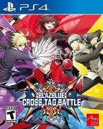 BlazBlue: Cross Tag Battlecover