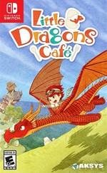 Little Dragons Café cover