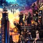 Kingdom Hearts IIIcover