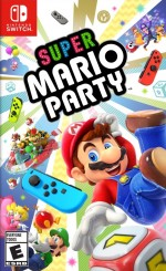 Super Mario Party cover