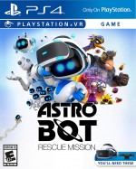 Astro Bot Rescue Mission cover
