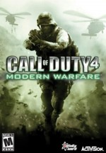 Call of Duty 4: Modern Warfarecover