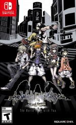 The World Ends With You: Final Remix cover