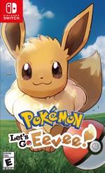 Pokémon: Let's Go, Eeveecover