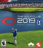 The Golf Club 2019cover