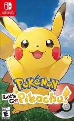 Pokémon: Let's Go, Pikachucover