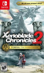 Xenoblade Chronicles 2: Torna - The Golden Country cover