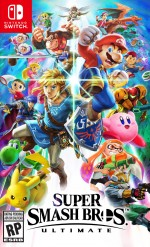Super Smash Bros. Ultimatecover