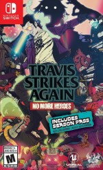 Travis Strikes Again: No More Heroescover