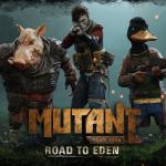 Mutant Year Zero: Road To Eden cover