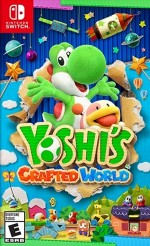 Yoshi's Crafted World cover