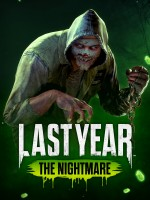 Last Year: The Nightmare cover
