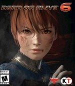 Dead Or Alive 6 cover
