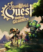 SteamWorld Quest: Hand of Gilgamechcover