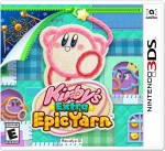 Kirby's Extra Epic Yarncover