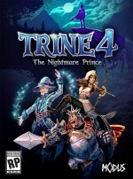 Trine 4: The Nightmare Princecover