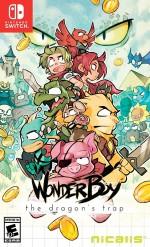 Wonder Boy: The Dragon's Trapcover