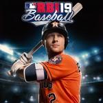 R.B.I. Baseball 19 cover