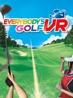Everybody's Golf VRcover