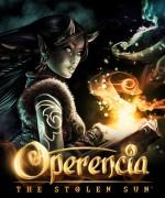 Operencia: The Stolen Sun cover