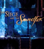 The Siege and the Sandfoxcover