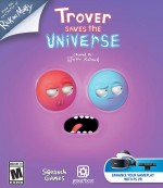 Trover Saves The Universecover